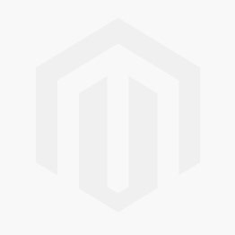 Blue Handcarved Floral Shabby Chic Console Table