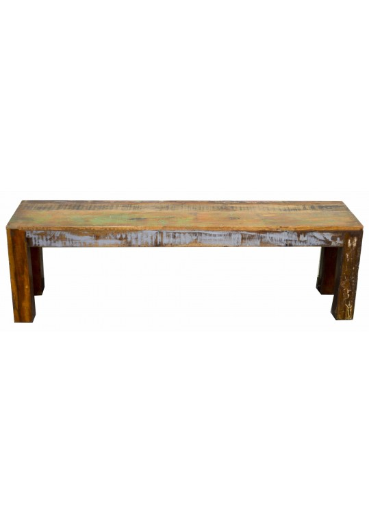 Recycled Timber Dining Bench