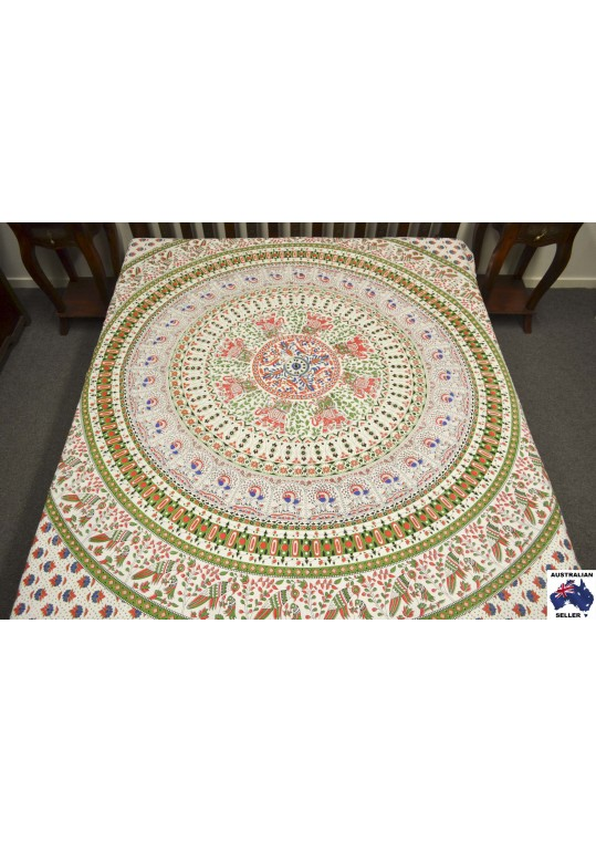 Mandala Bed Cover