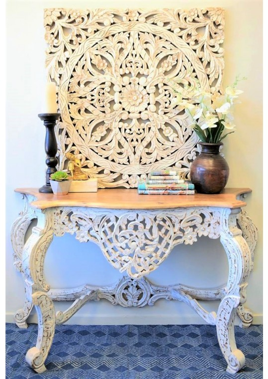 Custom Furniture Indian Recycled Timber Shabby Chic