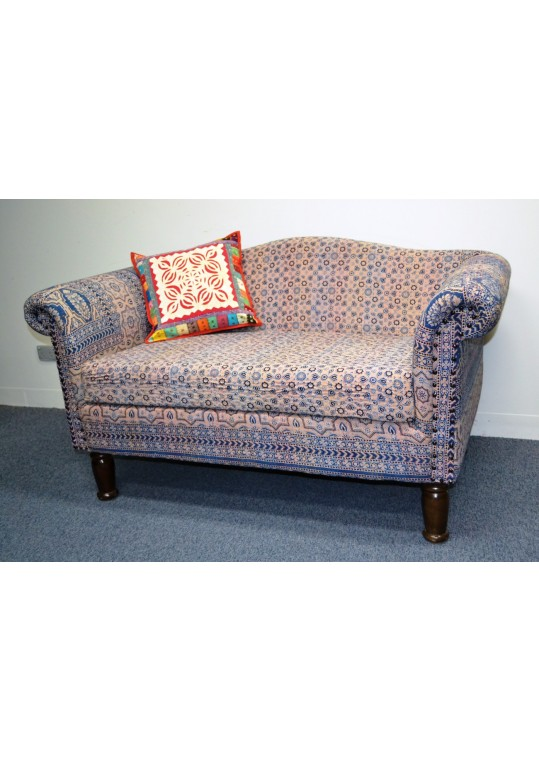 Patterned Sofa 2 seater