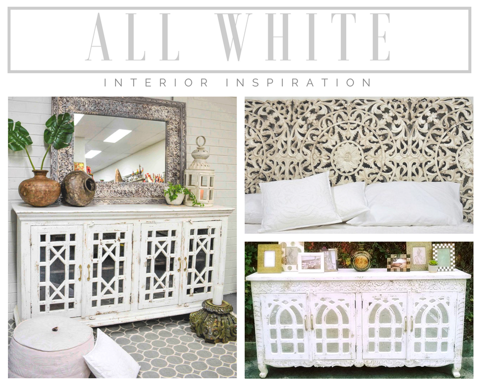 White French Provincial Furniture
