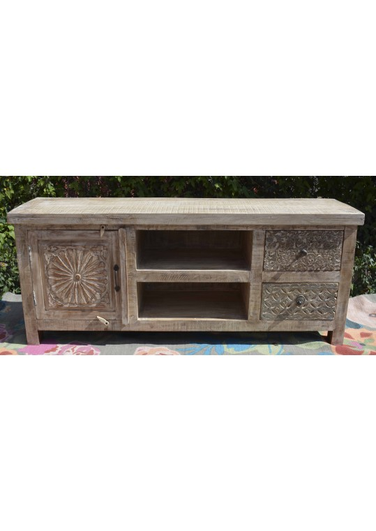 French Country Shabby Chic TV Unit