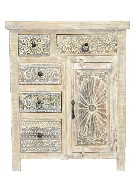 French Country Shabby Chic sideboard Cabinet