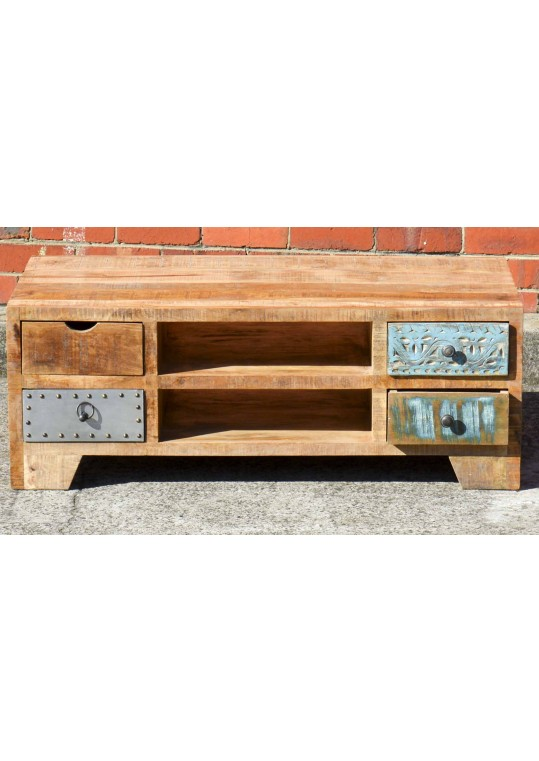 Vintage Industrial style 8 Drawer Coffee table
