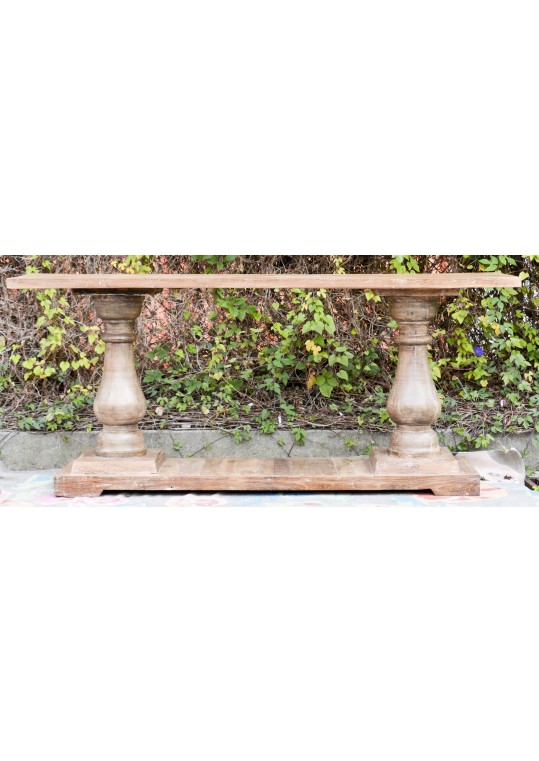 Shabby Chic Console French Country Hall Table