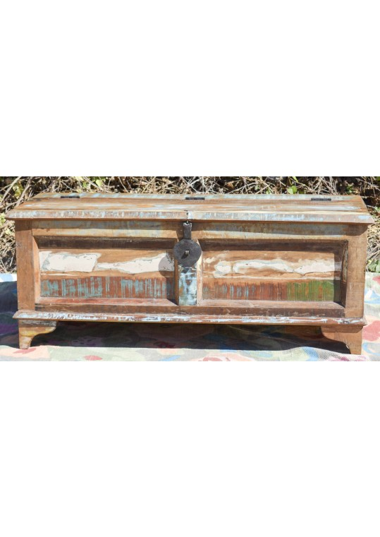 Vintage Timber Blanket Box